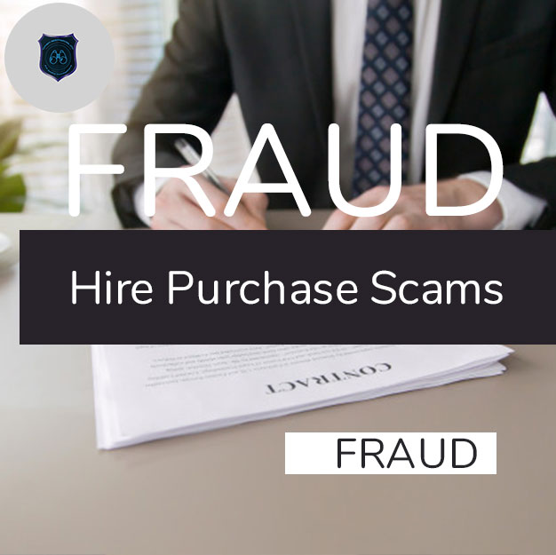 hire purchase scams